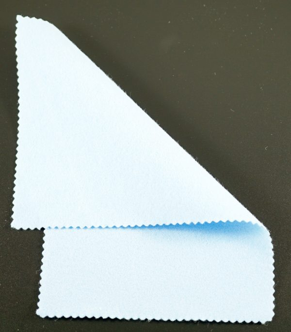 Sunshine Blue Polishing Cloth