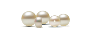 Drilled pearls